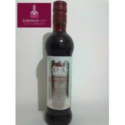 Vino Pedro Ximenez sin alcohol 500 cl.