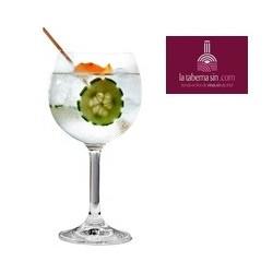Gin tonic sin alcohol (Melón)