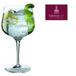 Gin tonic sin alcohol (Lima limón)
