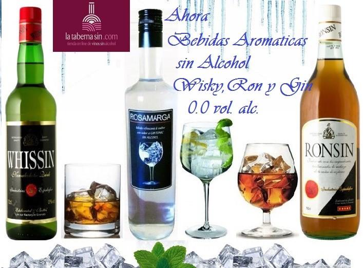 Bebidas aromatizadas sin alcohol