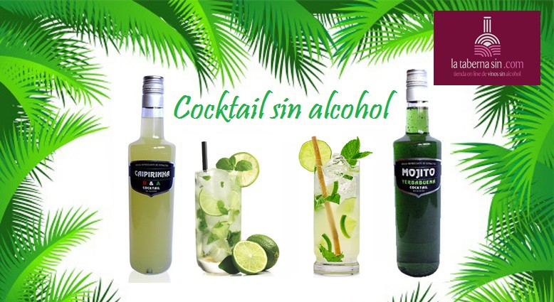 Cocktail sin alcohol