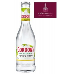 Gordon,s sin alcohol (Lima)