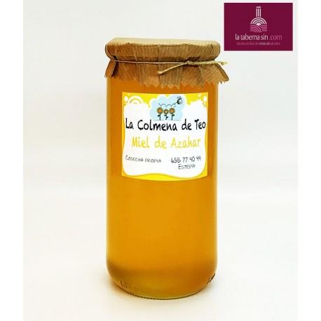 Miel de Azahar tarro de 1 kilo